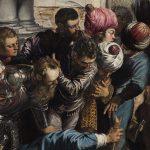 Jacopo Tintoretto San Marco libera lo schiavo dal supplizio della tortura (detto anche Miracolo dello schiavo), 1548 Venezia, Gallerie dell'Accademia © Archivio fotografico G.A.VE, su concessione del Mibac, dettaglio