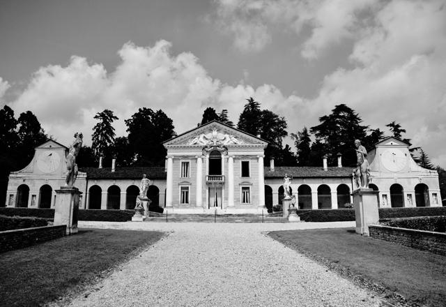 Le ville palladiane e la Tomba Brion di Carlo Scarpa